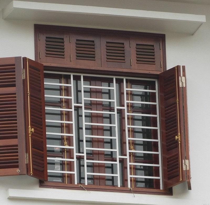 Có thể bạn chưa biết về song cửa sổ và những mẫu song cửa sổ sắt đẹp nhất hiện nay